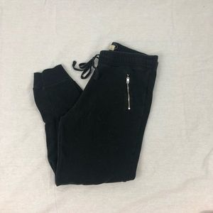 Hollister cropped sweatpants